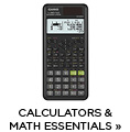 Calculators & Math Essentials