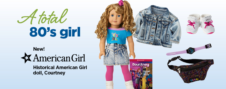 Historical American Girl Doll