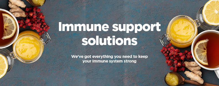 Immune Support Solutions