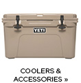 Shop Coolers & Accessories