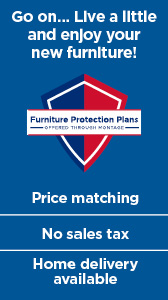 Protect your furniture with a Montage protection plan