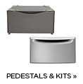 Shop for Laundry Pedestals and Kits