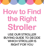 Explore our Stroller Guide