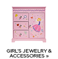 Girl's Jewelry and Accessories