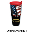 Shop Navy Pride Drinkware