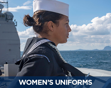 Shop U.S. Navy Women's Uniforms