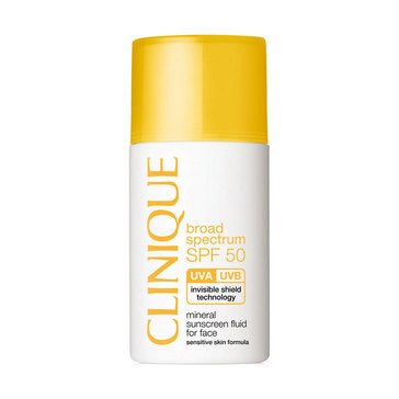 Clinique Mineral Fluid for Face