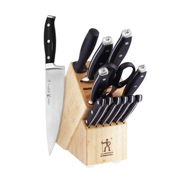 Henckels Forged Premio 13-Piece Block Set