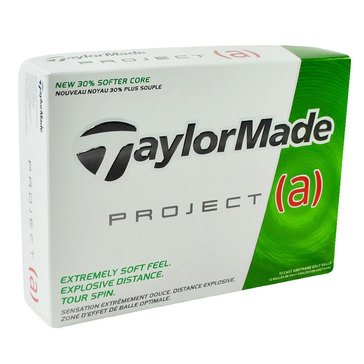 TaylorMade Project A Golf Balls, 12-Pack