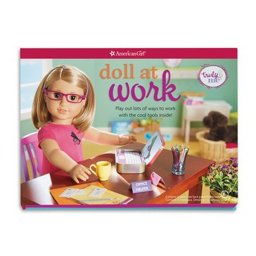 Truly Me Girl: Doll at Work Activity Book