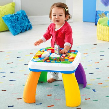 Fisher Price Laugh & Learn Around Town Learning Table