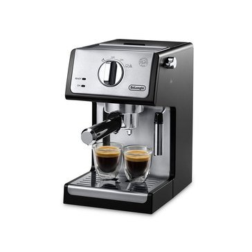 De'Longhi 15 Bar Pump Coffee & Espresso Maker (ECP3420)