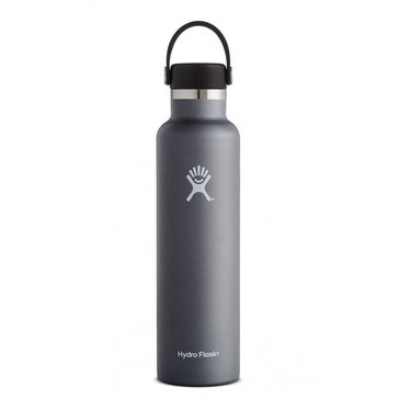 Hydro Flask 24 Oz. Standard Mouth Water Bottle - Graphite