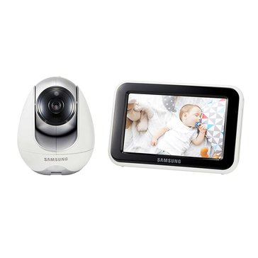 Samsung BabyView Baby Video WiFi Monitoring System w/ IR Night Vision (SEW-3055W)