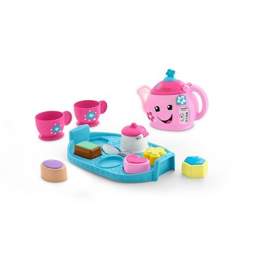 Fisher Price Laugh & Learn Smart Stages Sweet Manners Tea Set
