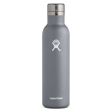 Hydro Flask 25 Oz Wine Bottle - Graphite