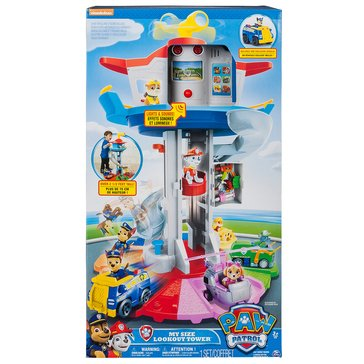 PAW Patrol Lookout Tower Play Set