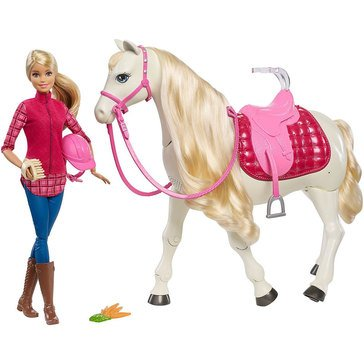 Barbie Interactive DreamHorse & Doll