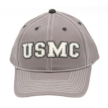 Black Ink Men's USMC Classic Hat