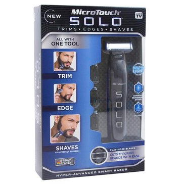 As Seen On TV MicroTouch Solo Men's Groomer