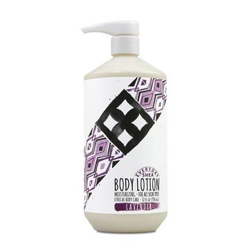Everyday Shea Body Lotion, Lavender 32oz