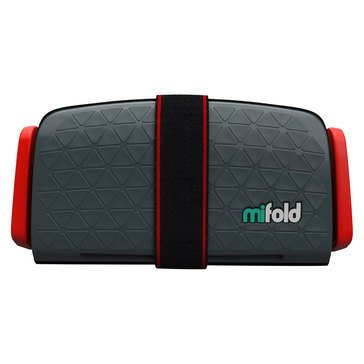 MiFold Booster Seat, Slate Grey