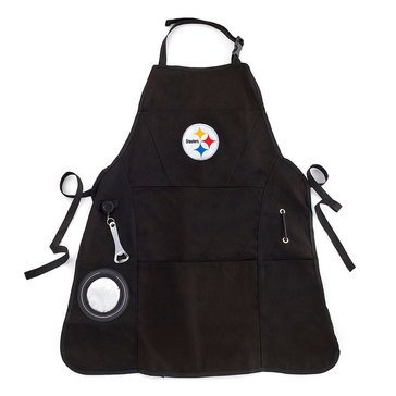 Evergreen Pittsburg Steelers Grilling Apron
