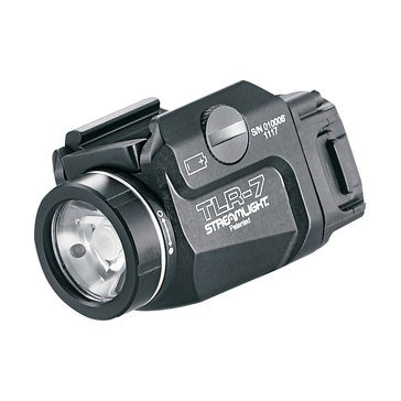 Streamlight Low Profile Rail Mounted Tactical Light
