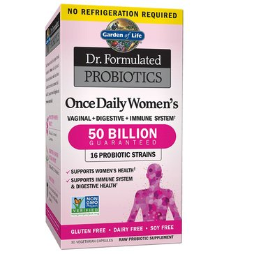 Dr. Formulated Once Daily Women's Probiotic 30ct
