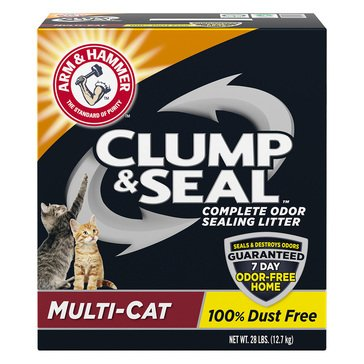 Arm and Hammer Clumping Multi-Cat Litter