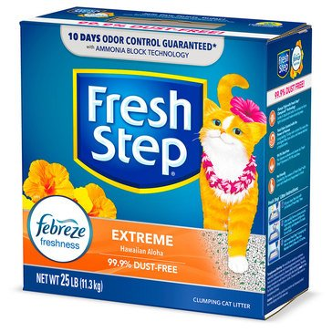 Fresh Step Hawaiian Aloha Cat Litter