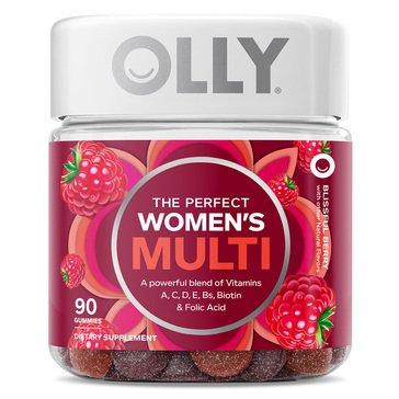 Olly Women's MultiBerry 90ct