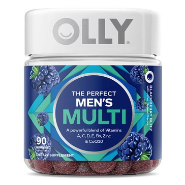 Olly Men's Multi 90ct