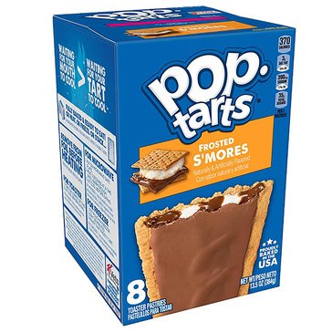 Pop-Tarts Frosted Smores - 4ct/13.5 oz