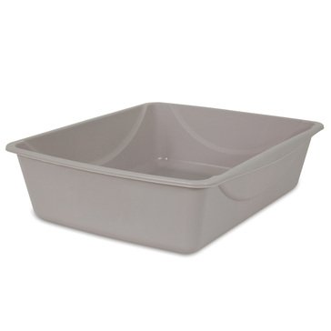 Petmate Large Litter Pan with Microban