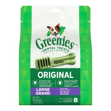 Greenies Large Dog Treats
