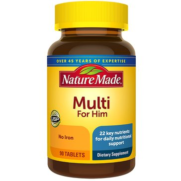 Nature Made Multi For Him 90ct