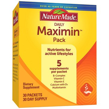 Nature Made Maxim Pack 30ct