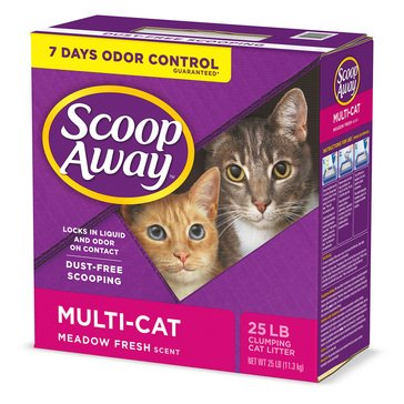 Scoop Away Multi Cat Scoopable Cat Litter