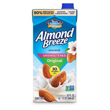 Blue Diamond Almond Breeze Original 32oz