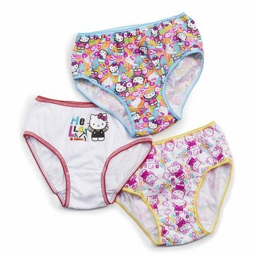 HELLO KITTY 3PR PANTY PACK 6