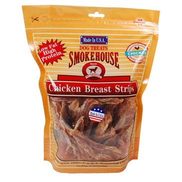 Smokehouse Made is the USA Chicken Breast Strips