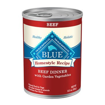 Blue Buffalo Life Protection Home Style Beef Adult Dog Food