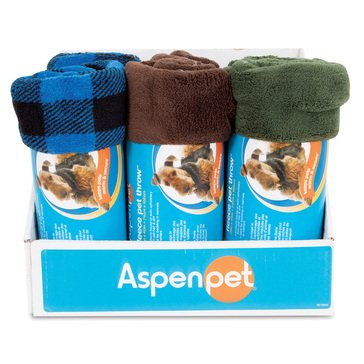 Petmate Polar Fleece Pet Throw