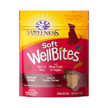 Wellness Beef and Turkey Wellbites Dog Treats