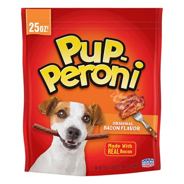 Pup-Peroni Bacon Adult Dog Treats