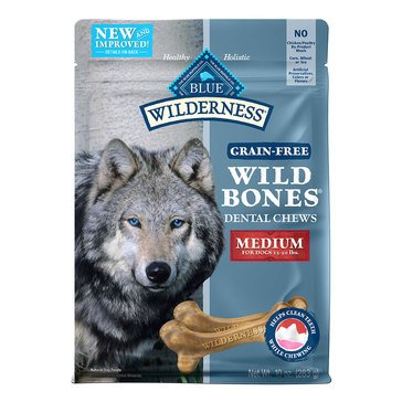 Blue Buffalo Wilderness Wild Dog Bones Regular