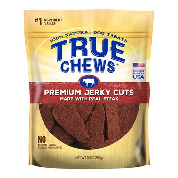 True Chews Premium Jerky Steak Dog Treats