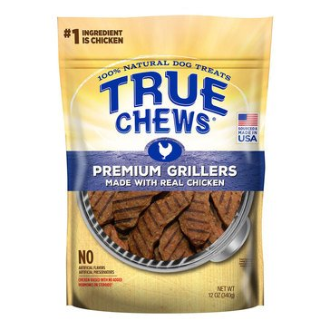 True Chews Premium Chicken Grillers Dog Treats