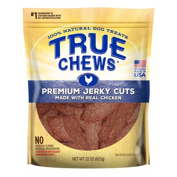 True Chews Premium Jerky Chicken Dog Treats